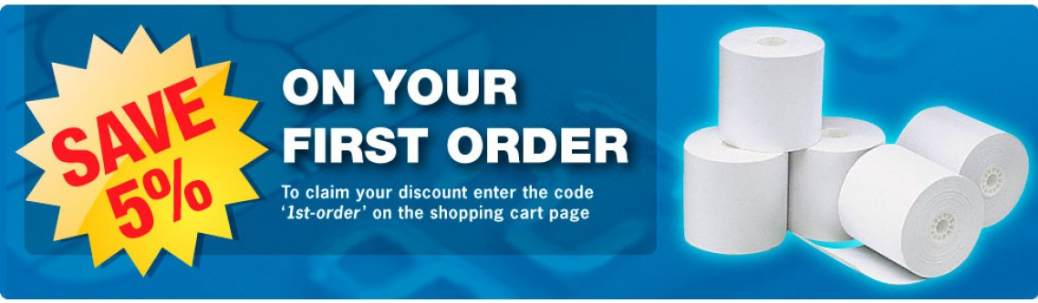 1st order savings