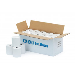 80x74mm Till Rolls (Box of 20)