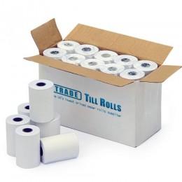 57x30 Till Rolls (20 Rolls)  from £2.55. THM5730